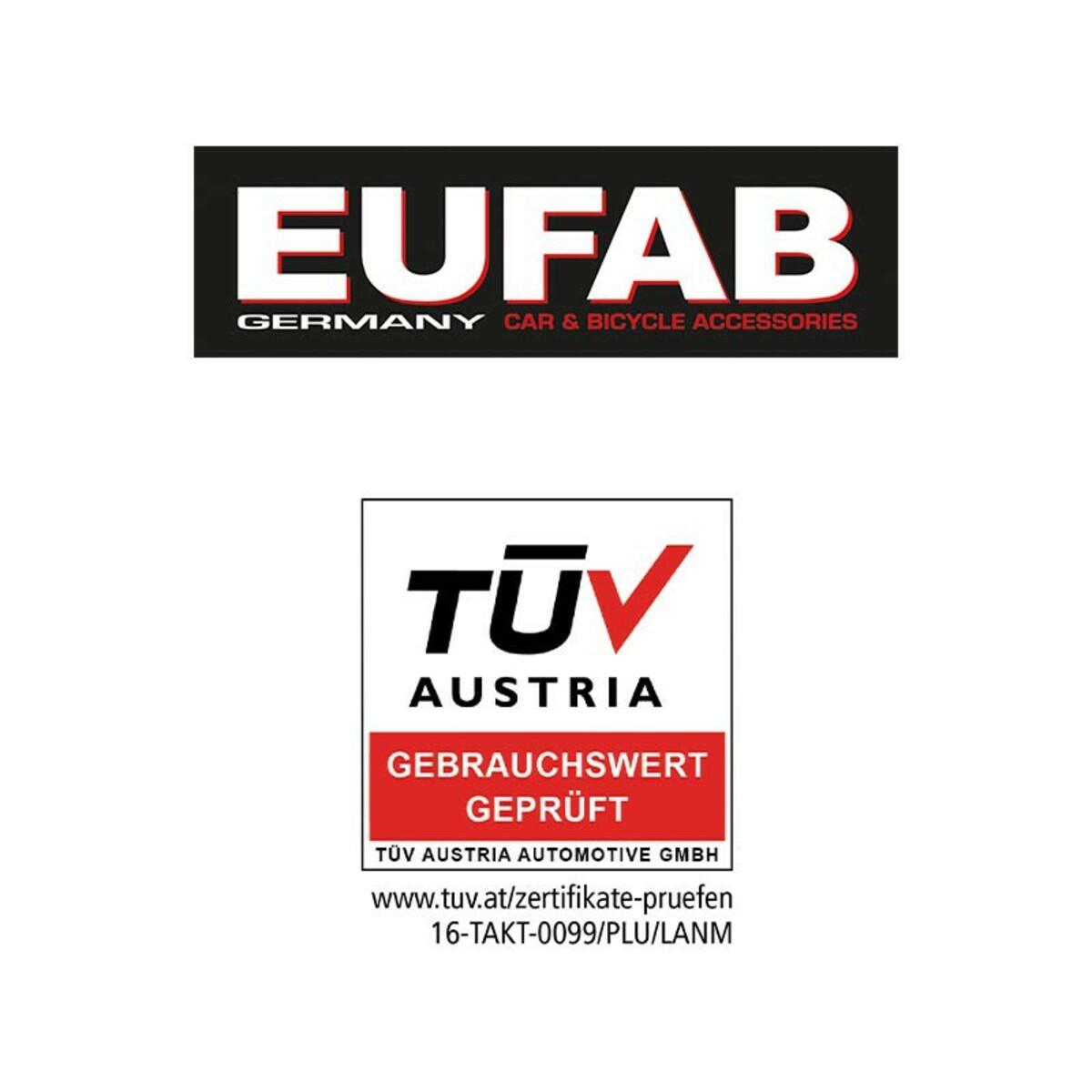 Bild 5 von Eufab Hybrid Wischerblätter, ca. 48 cm