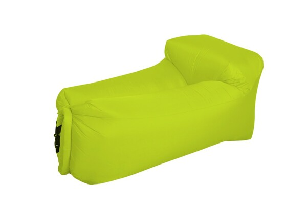 Solax-Sunshine Kids Air-Lounger, Lime