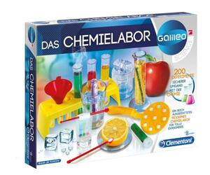 Clementoni Galileo - Das Chemielabor