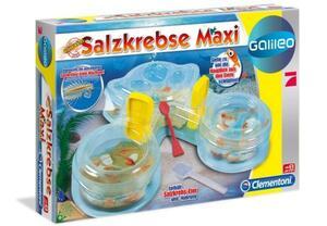 Clementoni Galileo - Salzkrebse Maxi