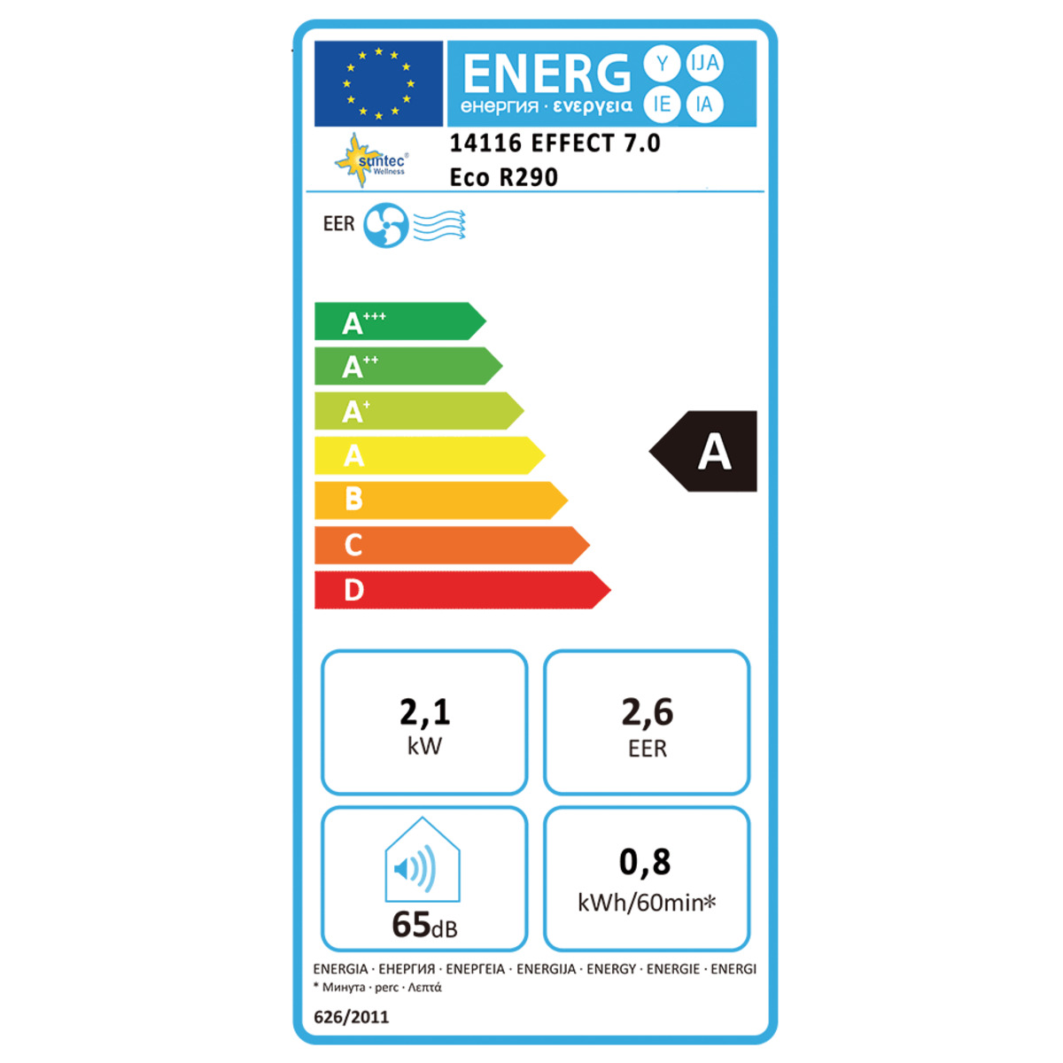 Bild 3 von Suntec Klimagerät Effect 7.0