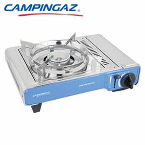 Camping-Kocher Camp Bistro DLX Leistung: ca. 2,1 kW, stufenlos regelbar, Piezozündung, inkl. Transportkoffer