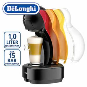 Dolce Gusto Colours EDG 355 · LED-Bedienfeld mit Einstellrad · XL Funktion für Getränke bis zu 300 ml · einstellbare Füllmenge