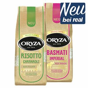 Oryza Selection Reis versch. Sorten, jede 375-g-Packung