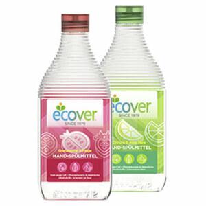 Ecover Handgeschirrspülmittel 450 ml, versch. Sorten, jede Flasche