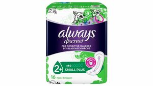always Discreet Inkontinenz Small Plus 16 Stück