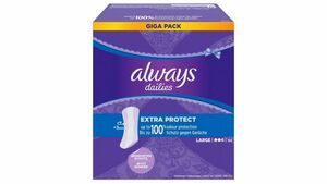 always Slipeinlage Extra Protect Large Gigapack 64 Stück
