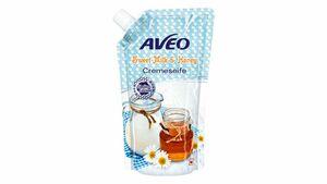 AVEO Cremeseife Milk & Honey