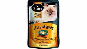 Pet Bistro Feine Suppe Hähnchenbrustfilet mit Petersilie