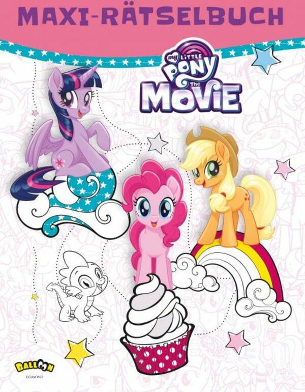 My Little Pony - Maxi Rätselbuch
