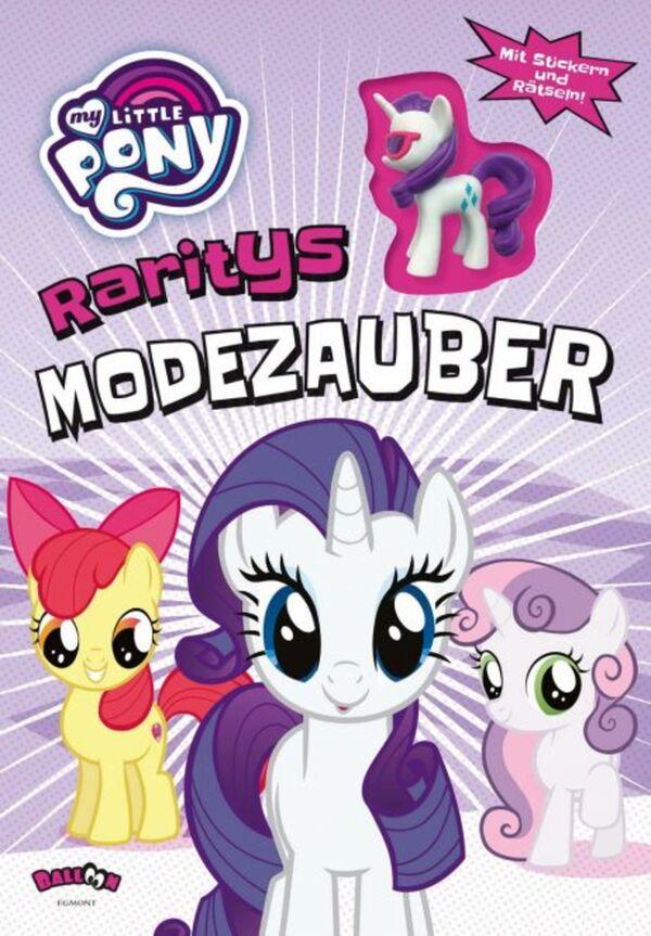 My Little Pony - Raritys Modezauber - mit Figur