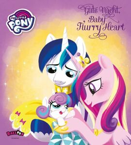 My Little Pony - Gute Nacht, Baby Flurry Heart