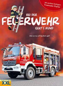 Bei der Feuerwehr geht's rund - mit Poster