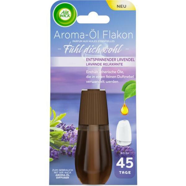 Air Wick Aroma-Öl Flakon entspannender Lavendel 24.95 EUR/100 ml