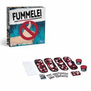 Fummelei - Der unfassbare Fingerspass - Hasbro Gaming