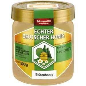 Bihophar Echter Deutscher Honig Blütenhonig 500g