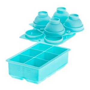 HOME CREATION     Eiskugel- / Eiswürfelform für Gin-Getränke