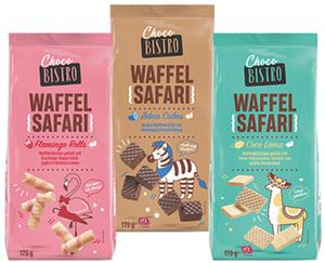 Choco BISTRO Waffel Safari