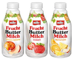 Müller®  Fruchtbuttermilch