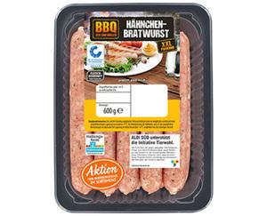 BBQ Hähnchen-Bratwurst XXL-Packung