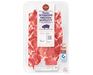 MEINE METZGEREI Schweine-Nackenkotelett*