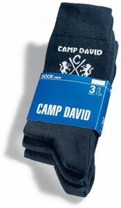 Camp David  Businesssocken, 3er Pack - navy, Gr. 39-42