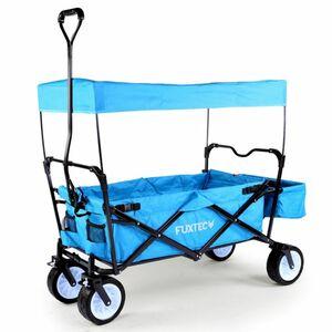 FUXTEC Bollerwagen CT350 blau