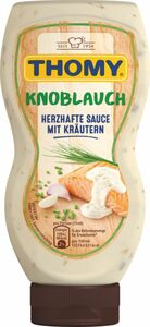 Thomy Knoblauch Sauce 230ml