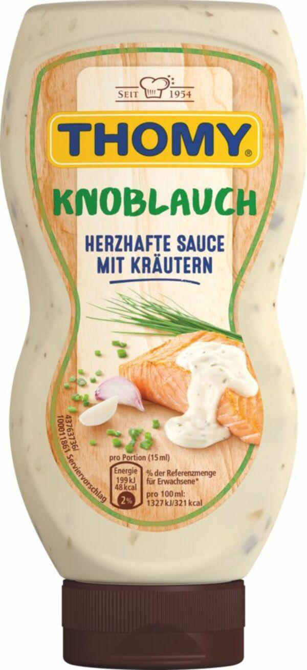 Thomy Knoblauch Sauce 230ml