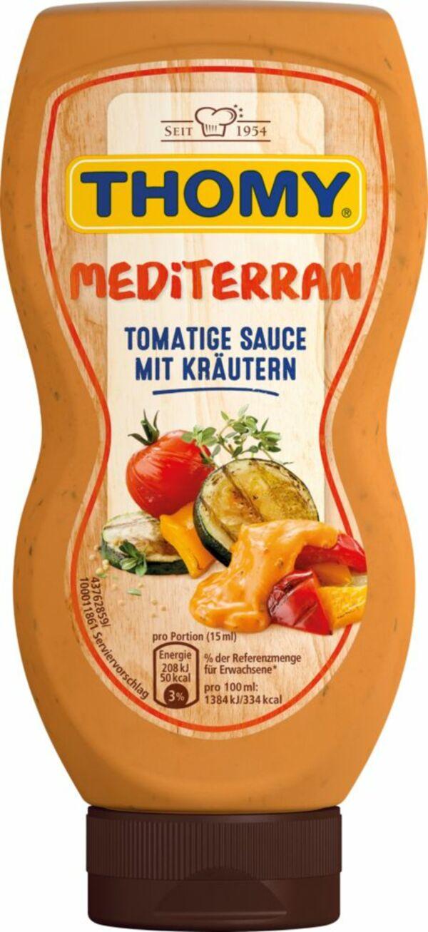 Thomy Mediterran Sauce 230ml