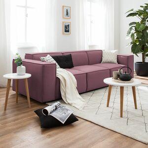 home24 Sofa Kinx (3-Sitzer) Webstoff
