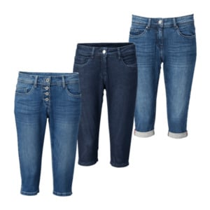 UP2FASHION  	   Capri-Jeans