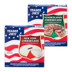 TRADER JOE'S     Cheesecake