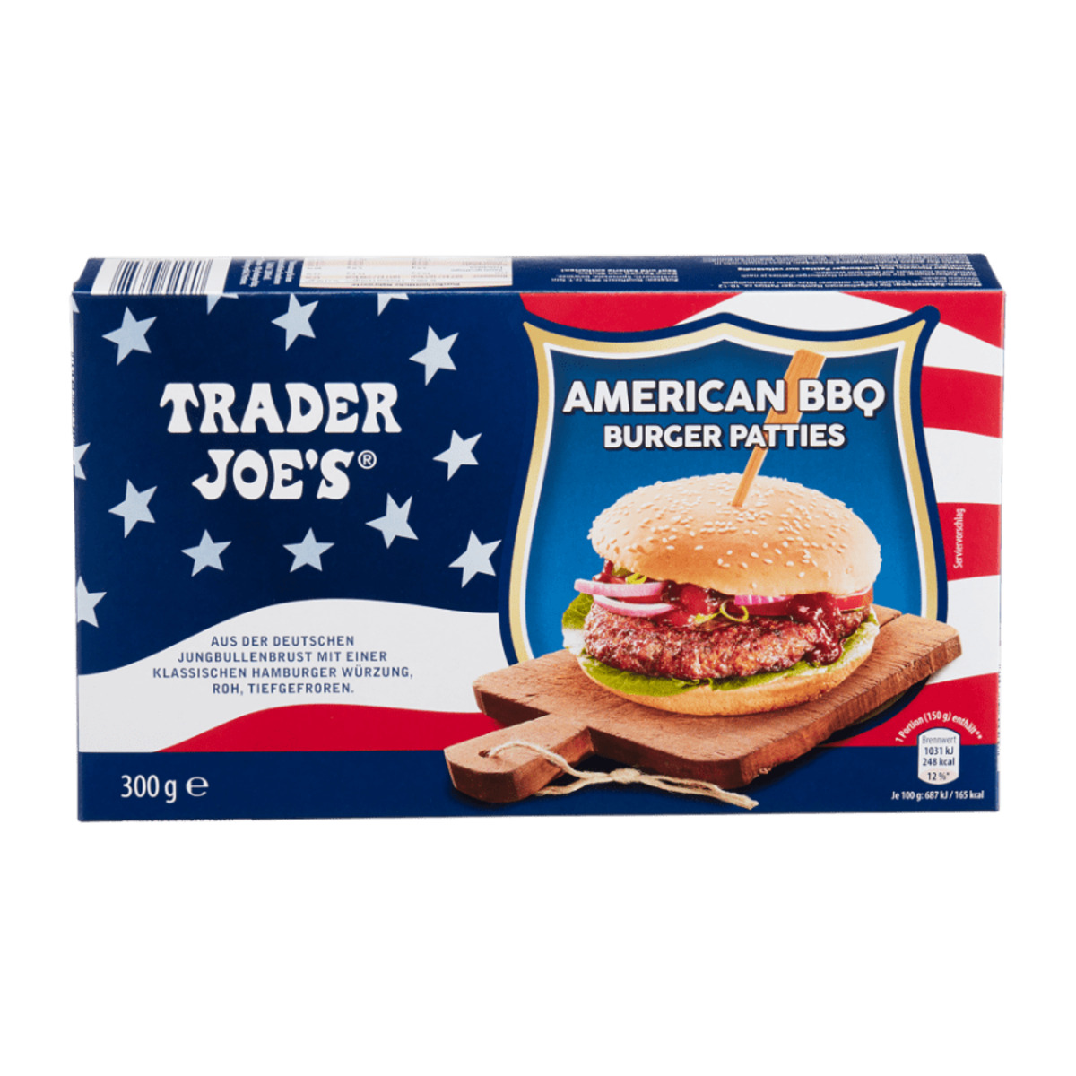 Bild 3 von TRADER JOE'S  	   Burger Patties