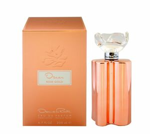 Oscar De La Renta Rose Gold EdP 200ml