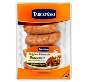 TARCZYNSKI Original Schlesische Bratwurst