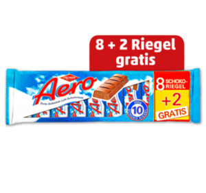 AERO Schokoriegel