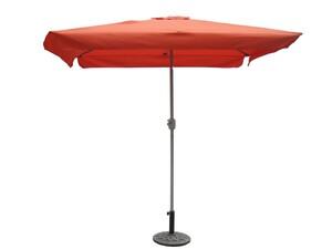 Merxx Sonnenschirm Ampelschirm Gartenschirm Marktschirm Schirm Garten 160x230 orange; 29058-316