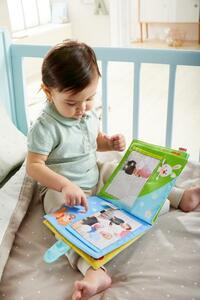 HABA 303143 Baby Fotoalbum Spielgefährten