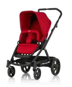 Britax Buggy GO Flame Red