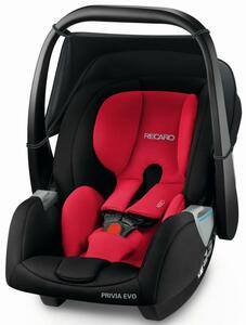 RECARO Babyschale Privia Evo Racing Red
