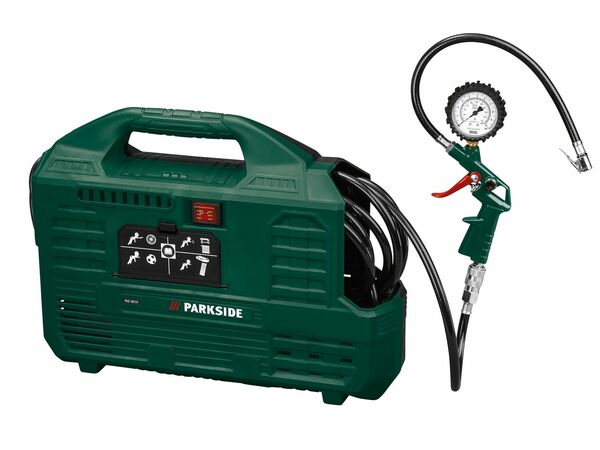 PARKSIDE® Kompressor PKZ 180 C4