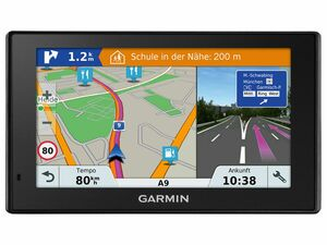 GARMIN Navigationsgerät Drive 5 Plus MT-S EU
