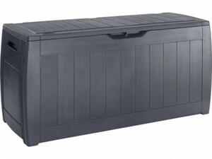 Tepro Auflagenbox/Universalbox Hollywood ,  270 l, graphit,