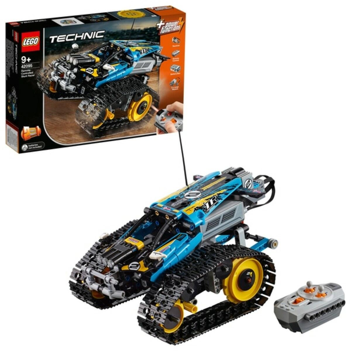 Bild 5 von LEGO Technic - 42095 Ferngesteuerter Stunt-Racer