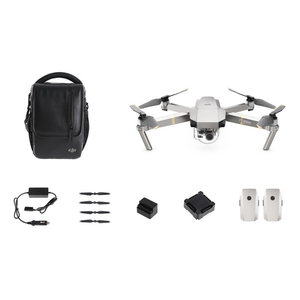 Mavic Pro Platinum - Fly More Combo DJI