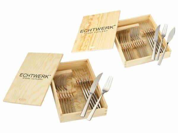 ECHTWERK Steakbesteck-Set Orléans