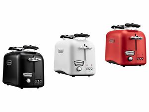 Delonghi Toaster Argento