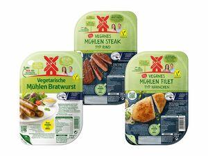 Rügenwalder Mühle Vegetarische/ Vegane Grillartikel