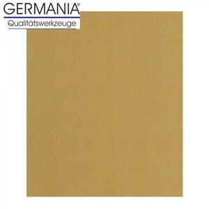 Schleifpapier K60 23x28cm gelb Holz Farbe Trockenschleifpapier Schleifpapierbogen
